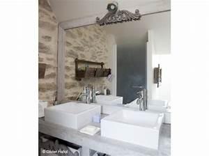 Miroir Castorama Salle De Bain : d co salle de bain miroir exemples d 39 am nagements ~ Melissatoandfro.com Idées de Décoration