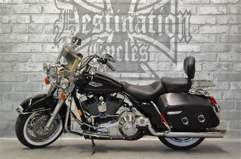 road king classic sold