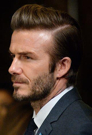 david beckham s hair evolution asos