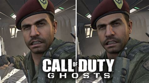 Kaos One Graphic 5 call of duty ghosts xbox one vs ps4 graphics