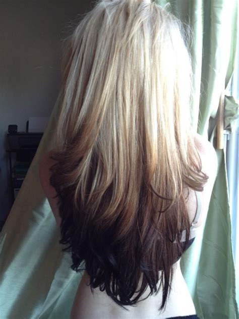Cool Hairstyles For Ombre Hair by 27 Exciting Hair Colour Ideas For 2015 Radical Root