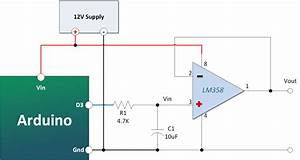 Lm358 Pwm To Adc