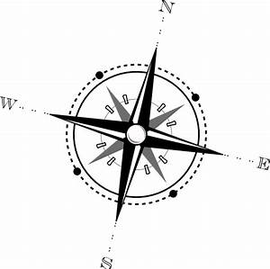 Map Compass Rose Simple | www.imgkid.com - The Image Kid ...