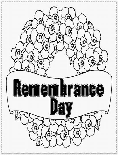 Coloring Remembrance Realistic