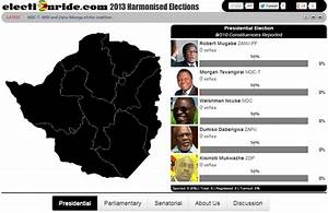 Zimbabwe Elections: Website to show results in realtime ...