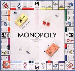 Monopoly Board Words Quiz
