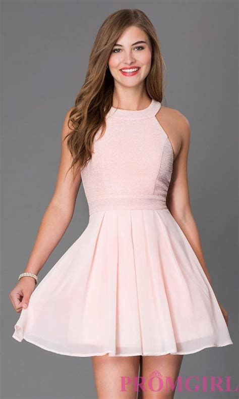 25+ best ideas about Semi Formal Dresses on Pinterest | Cute skater dresses Hoco dresses and ...