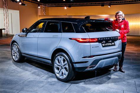 Land Rover Range Rover Evoque 2019 by Range Rover Evoque Ii 2019 Vorstellung Bilder
