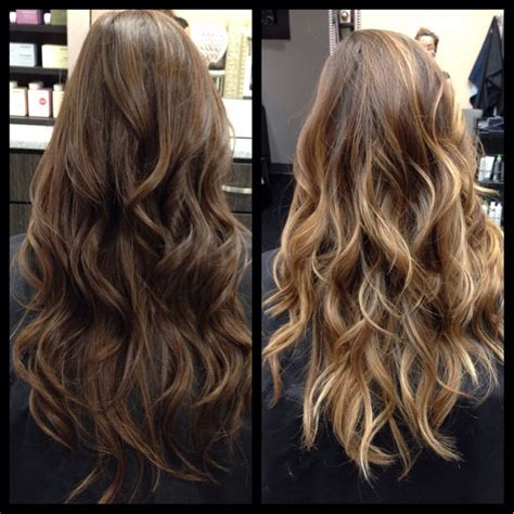 What Is The Difference Between And Brown Hair by Highlights Vs Lowlights Herinterest