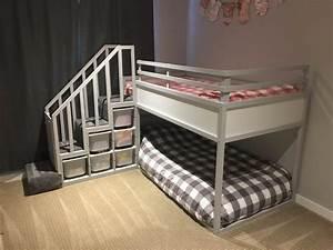 Ikea Hochbett Kura : kura bunk bed hack for two toddlers ikea hackers ~ A.2002-acura-tl-radio.info Haus und Dekorationen
