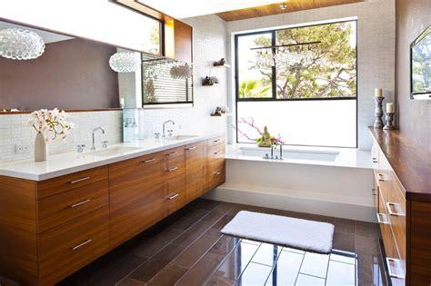 mid century modern sink vanity mid century modern vanity upgrades every bathroom with