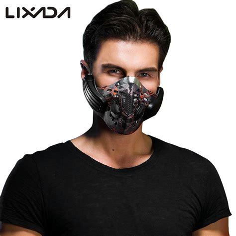 Wireless Rechargeable Smart BT4.0 Headphone Mask Haze Dust