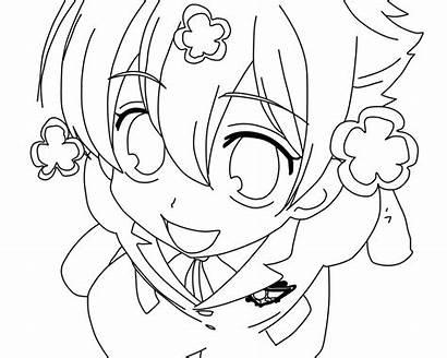 Coloring Host Ouran Highschool Yandere Mitsukuni Haninozuka
