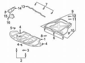 8d0805121b - Pin  Shield  Splash  Cover   Rear