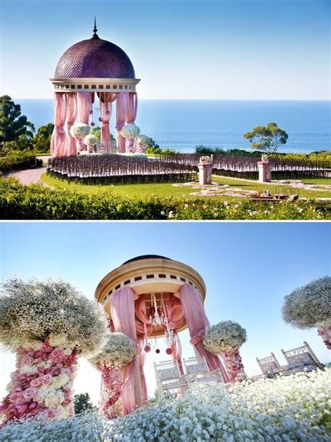 california wedding venues beaches outdoor
