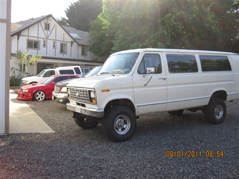 Ford E350 by Epic Se R 1991 Ford E350 Duty Passengerxl Specs