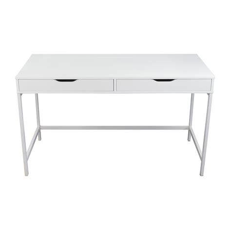 using a table as a desk 77 off ikea ikea alex white desk tables