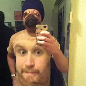 Creepy But Hilarious Face Swaps (27 Photos) - FunCage