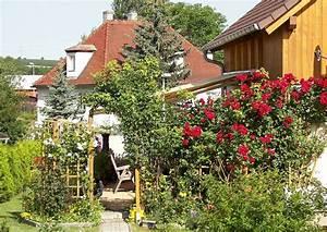 Terrasse Gestalten Pflanzen : mit rosen den garten gestalten 10 ideen ~ Orissabook.com Haus und Dekorationen