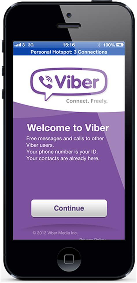 viber iphone viber updated with iphone 5 support better ios 6