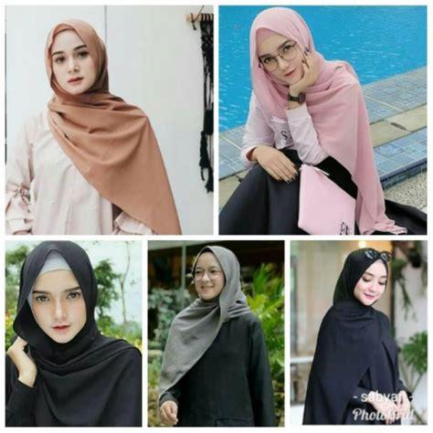 hijab jilbab sabyan diamond shopee indonesia