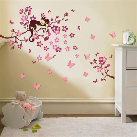 stickers muraux pour chambre 15 best collection of owl wall stickers