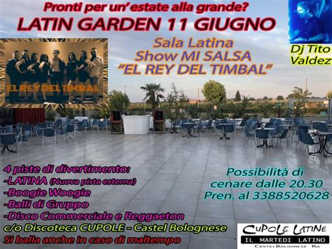 Discoteca Le Cupole Castel Bolognese by Serate Ed Eventi Afro Latini Cupole Castel Bolognese