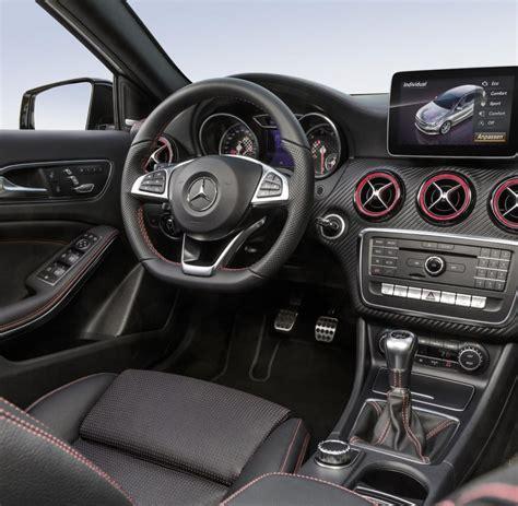 Mercedes Aklasse Facelift Macht Greller Und Weicher Welt