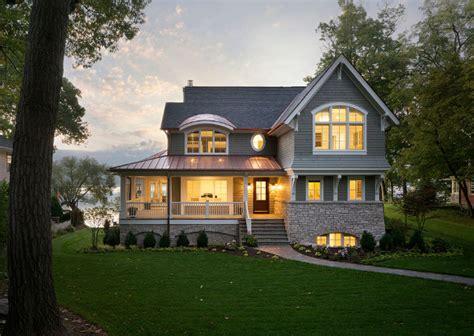 classic shingle lake house home bunch interior design ideas