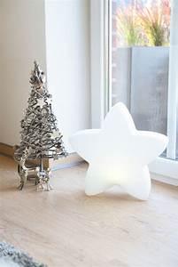 Led Stern Weihnachten : led weihnachtsstern stern kunststoff star beleuchtet rgb deko leuchten wohnaccessoires ~ Frokenaadalensverden.com Haus und Dekorationen