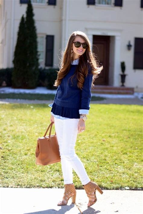 75 Cute Preppy Outfits and Fashion Ideas 2017 | Womens ...
