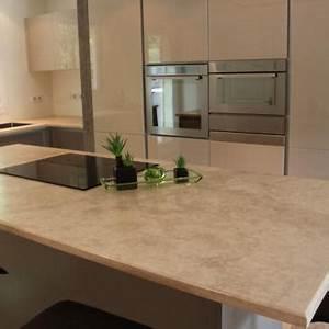Plan Travail Pierre : plan de travail en pierre 65x180cm venezia cuisine et bain ekolux ~ Nature-et-papiers.com Idées de Décoration
