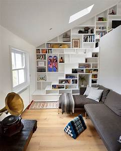 Amenager Sous Escalier : 10 id es d co pour am nager le dessous d 39 un escalier ~ Voncanada.com Idées de Décoration