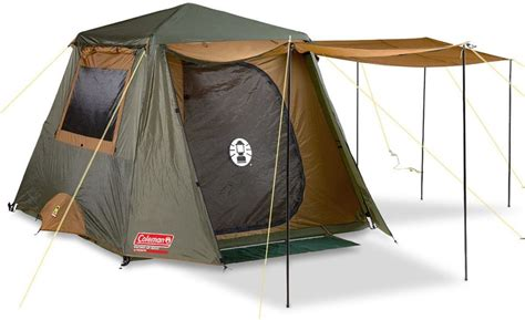 coleman instant  gold p tent snowys outdoors