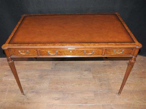 bureau writing desk walnut gillows desk writing table bureau plat regency