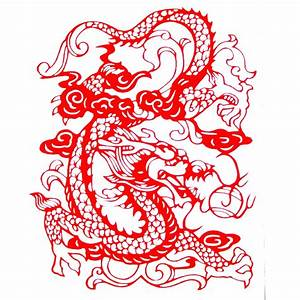 chinese dragon images free clipartsco With chinese paper cutting templates dragon