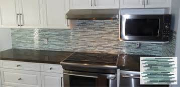 Stick On Backsplash For Kitchen Vegas Lines Stick Mosaic Tile Backsplash Traditional Kitchen Calgary By Rocky Point