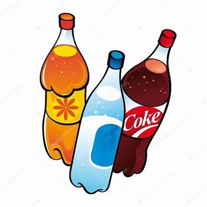 Bottles Plastic Water Drinks Bottle Clipart Vector