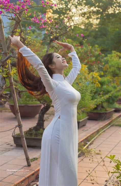 3113872826147297ac51bk Aaron Best Flickr Áo Dài Phụ Nữ Con Gái