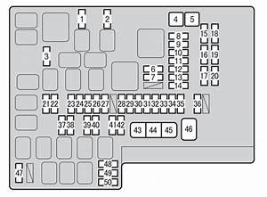 08 Toyota Ta Fuse Diagram 25782 Netsonda Es