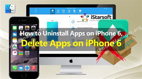 how to uninstall apps on iphone 6 delete apps on iphone 6