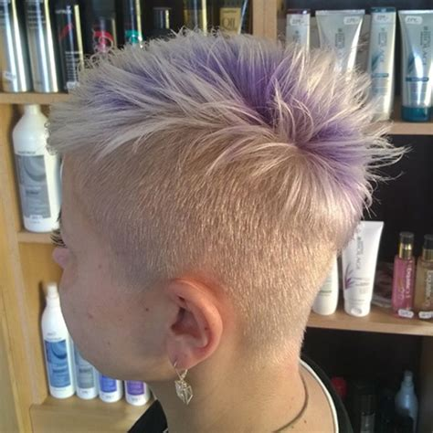 women hairstyle trend   undercut hair page