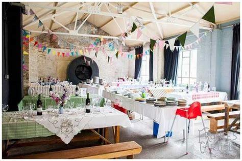 Informal Wedding Reception Ideas