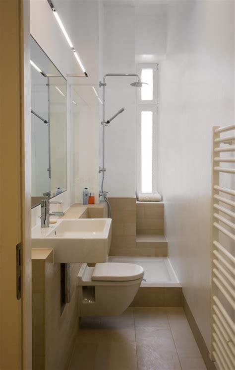 42 Ideen Für Kleine Bäder Und Badezimmer Bilder