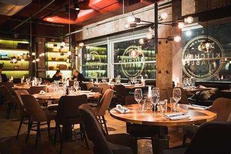 restaurant kitchen table kitchen table kungsholmen restaurant kungsholmen