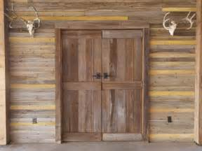 how to install pine boards on walls magazine