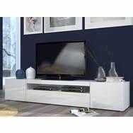 Meuble Tv Auchan : meuble tv techno l200cm pas cher prix auchan ~ Teatrodelosmanantiales.com Idées de Décoration