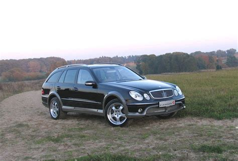 2005 Kleemann E-class Is The Only Mercedes Allroad Estate