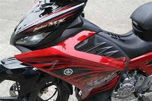 Yamaha Jupiter Mx Motorcycle