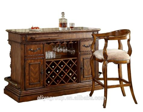 Buy Home Bar by 8019a 31 Wholesale Solid Wood Furniture Used Home Bar